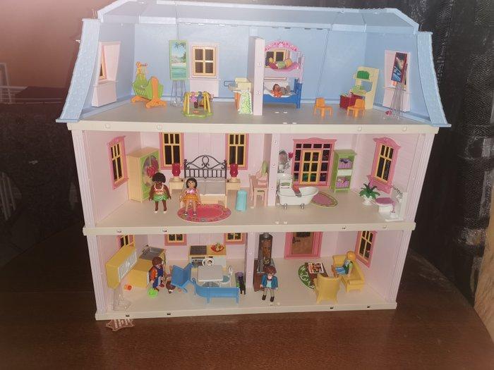 playmobil minifiguren puppenhaus