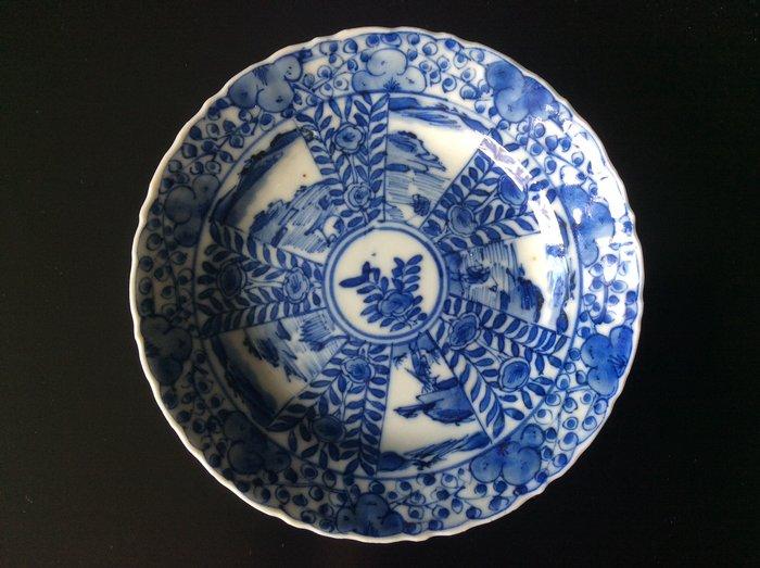 Saucer - Porcelain - China - 19th century - Catawiki