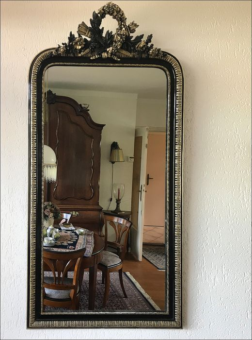 miroir grand 155 cm style louis