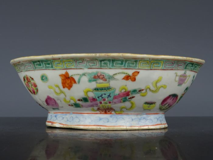 Bowl - Porcelain - China - 19th century
