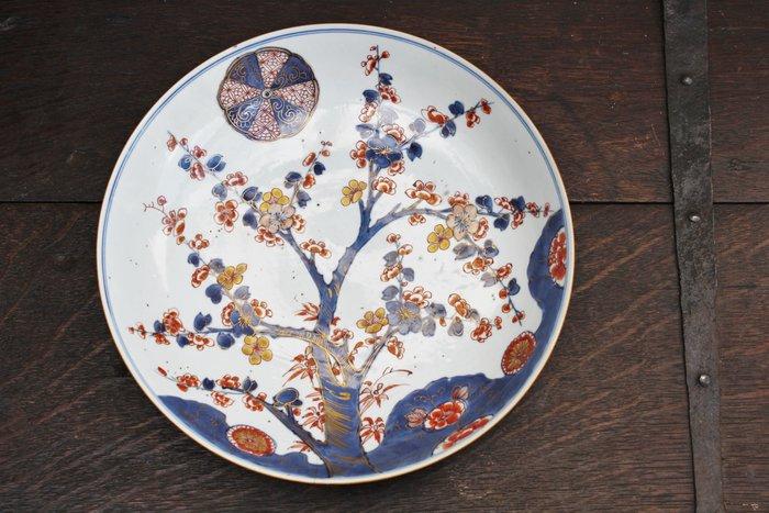 Plate - Porcelain - China - Kangxi (1662-1722)