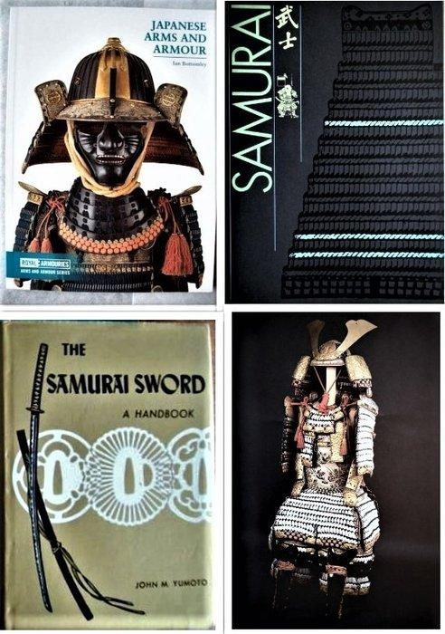 Book (3) - Softcover / Hardcover - SAMURAI Armour and Swords (including fittings) - Samurai Swords - Japan - Meiji period (1868-1912)