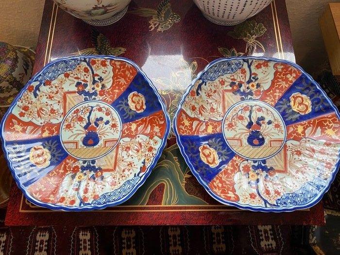 Plates (75) - Ceramic - Japan - Meiji period (1868-1912)
