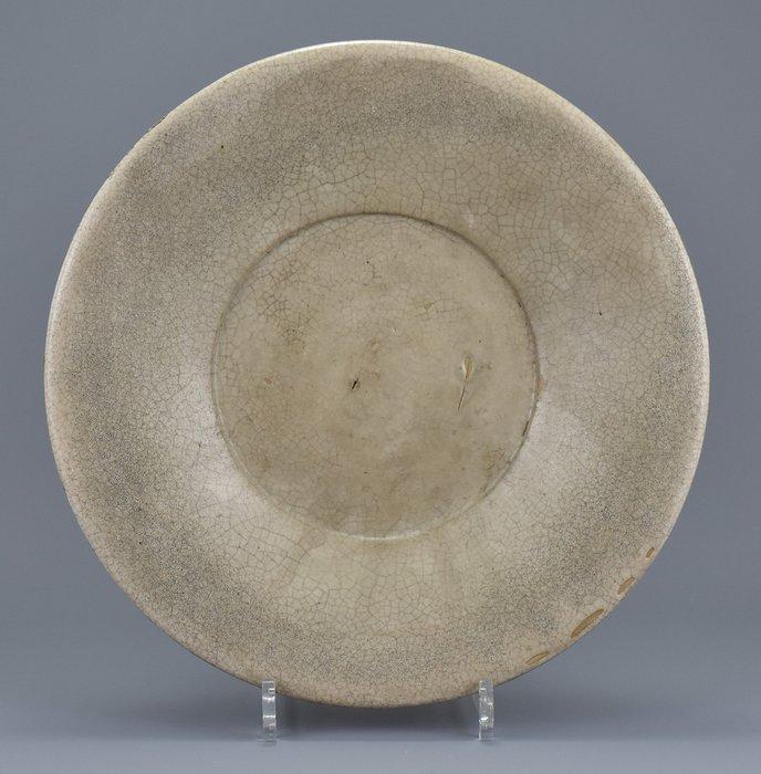 Dish - Porcelain - China - 17th century