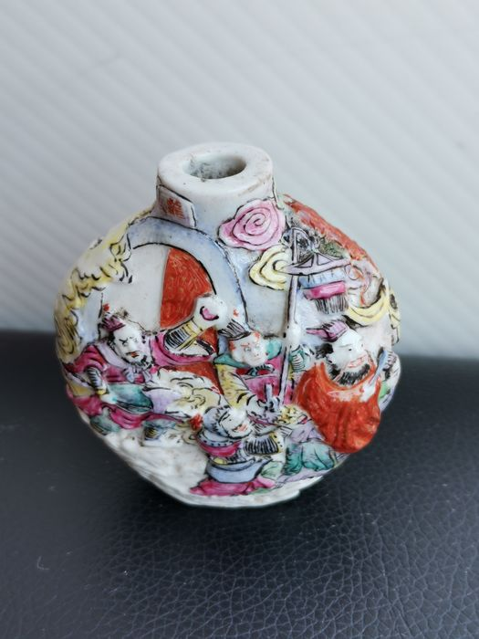 garrafa de rapé (1) - Porcelain - China - 19th century