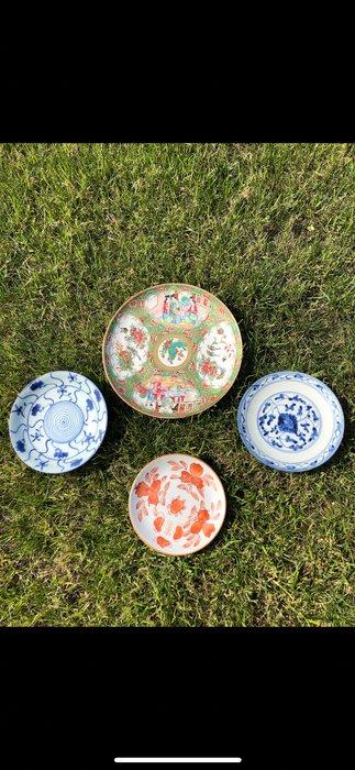 bord (4) - Porcelain - China - 18th - 19th century