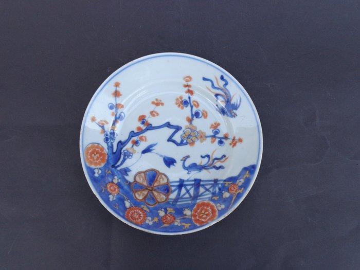 Plate - Imari - Porcelain - China - 18th century