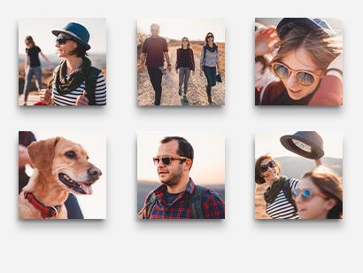 photo tiles mixpix
