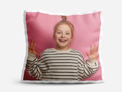 photo cushion personalised