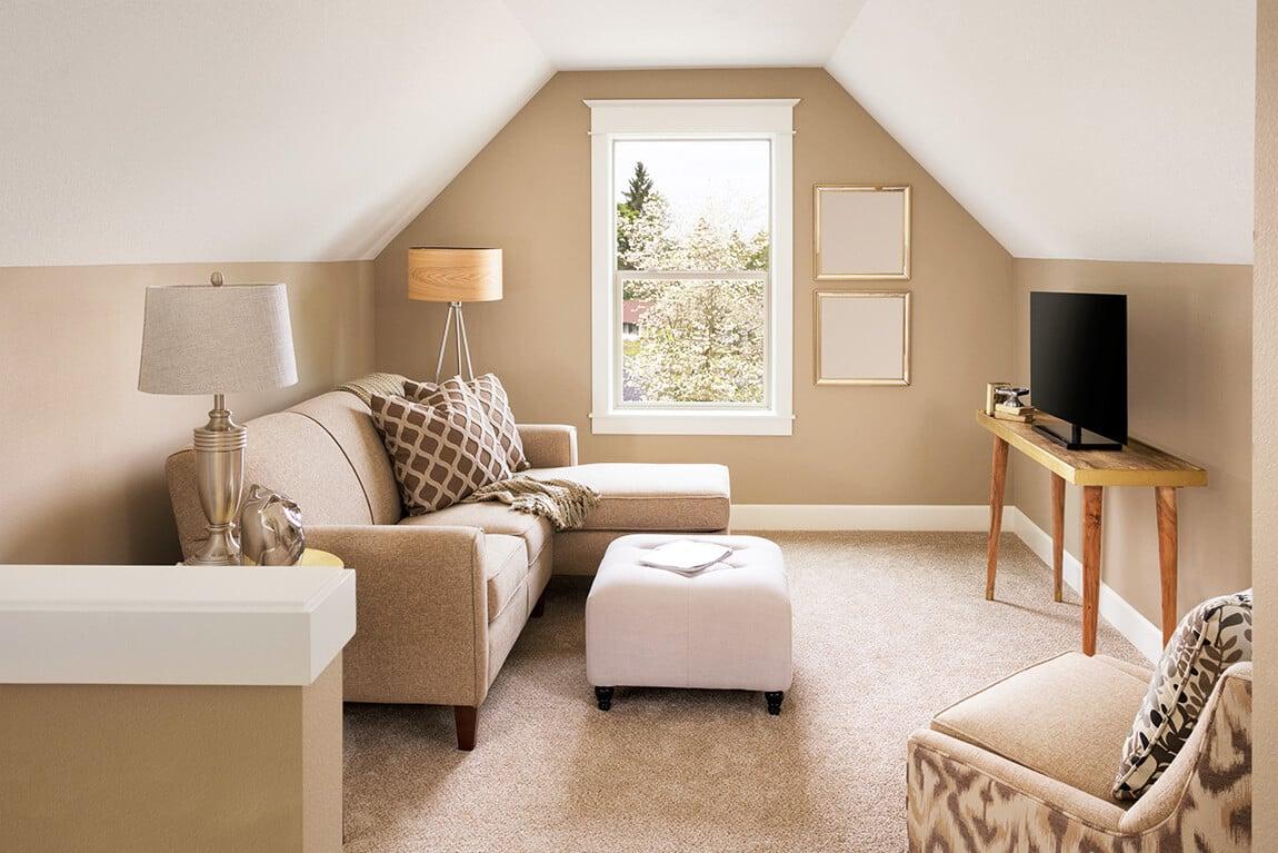 Schlafzimmer Dachschrage Farblich Gestalten – Caseconrad.com