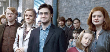 Harry Potter 7.2 - 19 years later