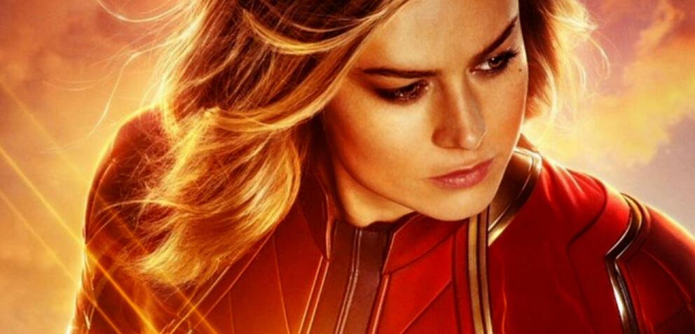 10 neue captain marvel poster eins