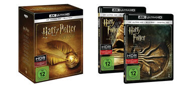 Harry Potter: The 4K Box