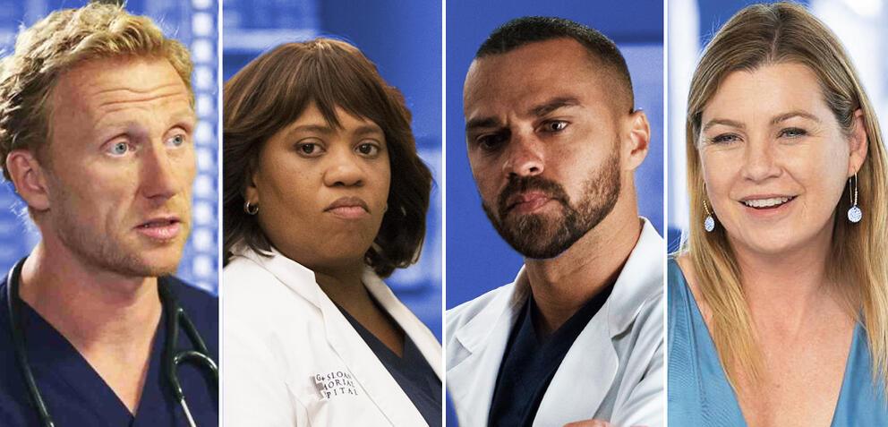 Ist Euch Aufgefallen Wie Haufig Grey S Anatomy Stars Bei Der Serie Regie Fuhren