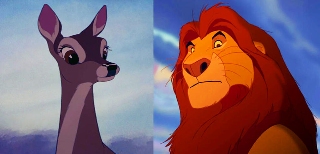 Bambi Ist Schuld Dass Die Traurigste Konig Der Lowen Szene So Lange Dauert
