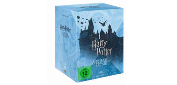 Harry Potter DVD Complete Box