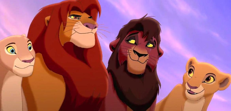 Bildergebnis für Der König der Löwen - Teil 1, 2 & 3