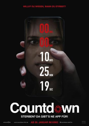 Countdown DVD