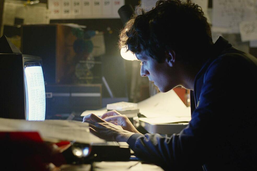 Black Mirror: Bandersnatch mit Fionn Whitehead