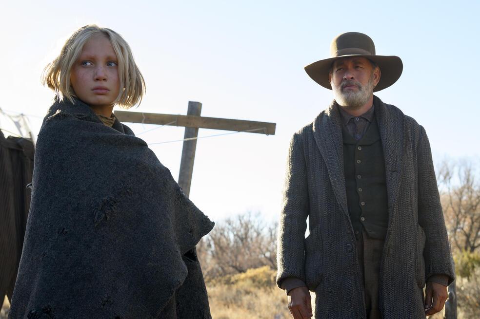 Neues aus der Welt mit Tom Hanks und Helena Zengel