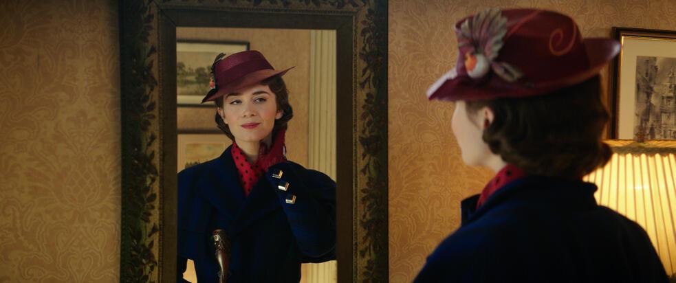 Mary Poppins' Rückkehr mit Emily Blunt