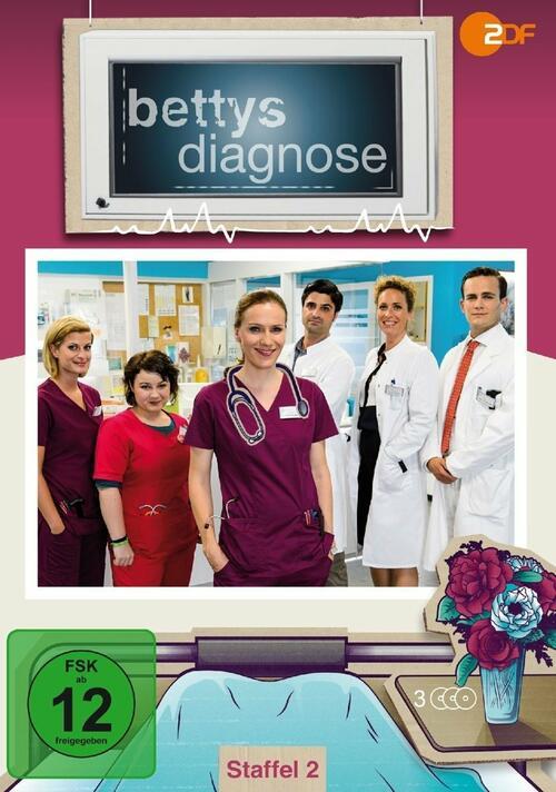 Bettys Diagnose Serie 2015 2020 Moviepilot De