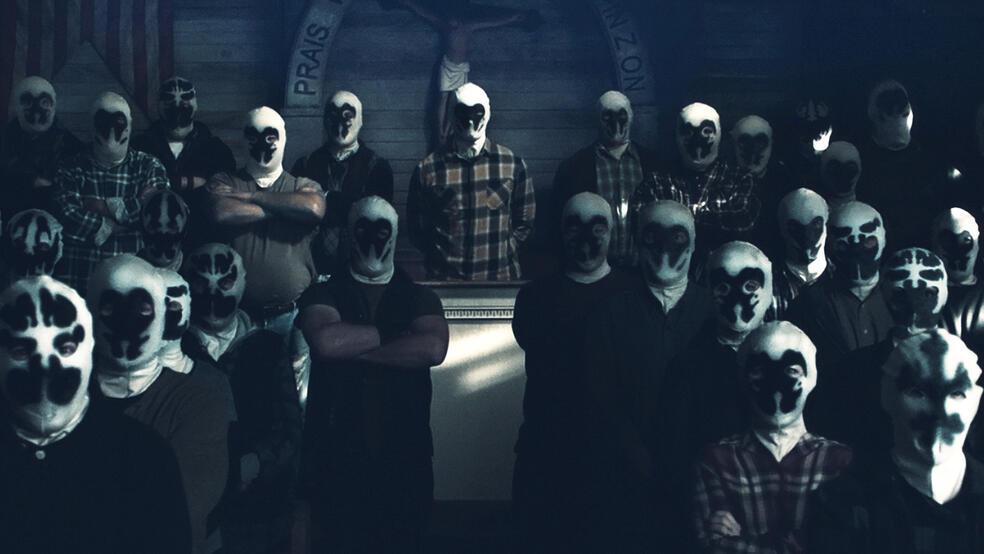 Watchmen, Watchmen - Staffel 1