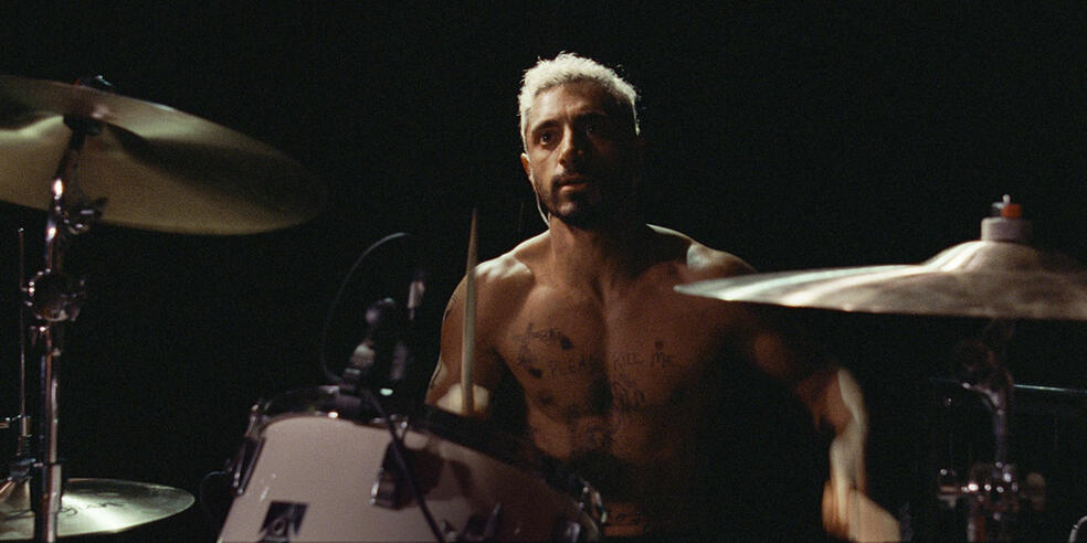 Sound of Metal mit Riz Ahmed