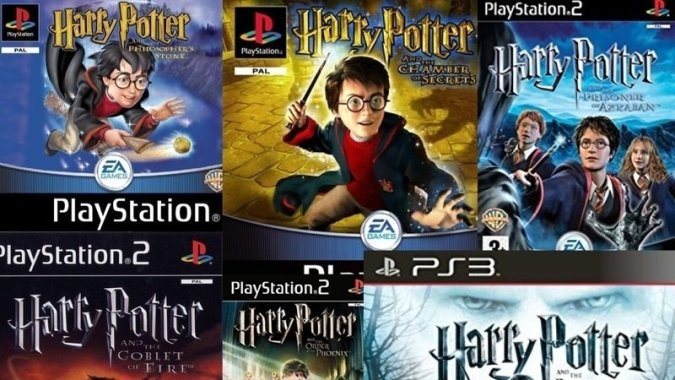 Petition      Warner Brothers  Remake Harry Potter 1 7 Videogames     Remake Harry Potter 1 7 Videogames
