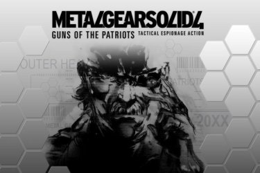 Image result for Metal Gear Solid 4: Guns of the Patriot