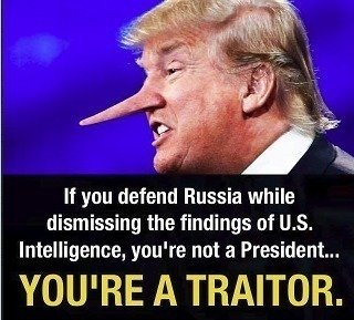 Petition update · IS DONALD TRUMP A TRAITOR ??? · Change.org