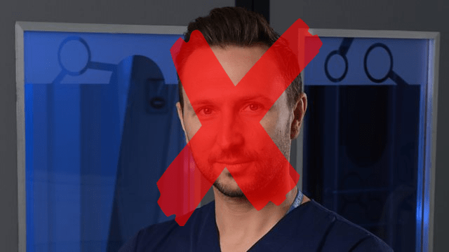Holby City fans want to get rid of Fletch!