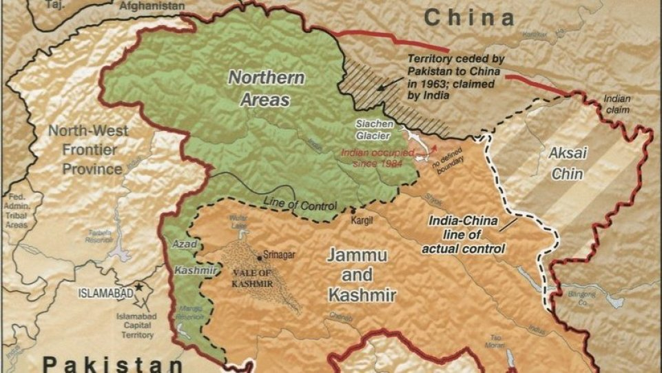 Petition · Get PoK, Gilgit-Baltistan and Aksai chin areas back ...
