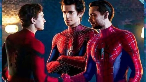 Abaixo-assinado · Spiderverse with Tom Holland, Andrew Garfield ...