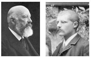 Adolf von Baeyerと Victor Villiger
