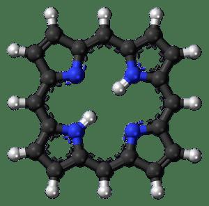 Porphyrin-3D-balls