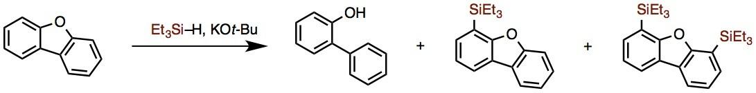 図2 開発のきっかけとなった炭素–酸素結合開裂反応