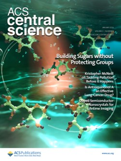 ACSCentSci2016_Wei_cover
