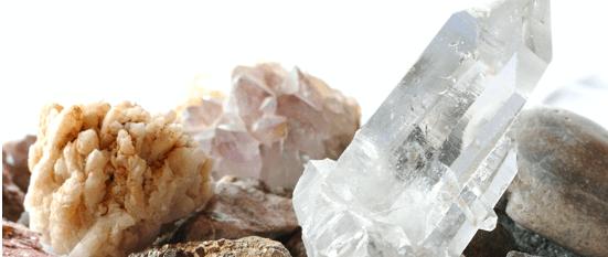 珪酸塩鉱物(橄欖石・輝石・角閃石・雲母・長石・石英など)