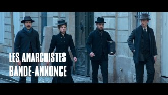 The Anarchists Bande-annonce VF