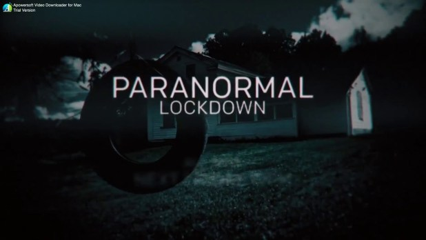 paranormal lockdown vf saison 1