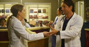 Grey's Anatomy Saison 13 : un final « on fire » !
