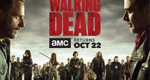 Comic-Con : Le trailer la saison 8 de The Walking Dead