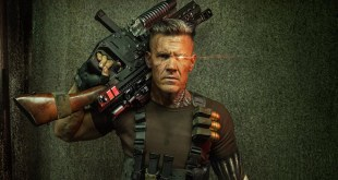 Deadpool 2 : Premières photos de Josh Brolin en Cable