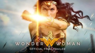 Wonder Woman Bande-annonce (2) VO