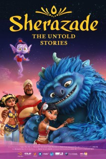 Sherazade: The Untold Stories