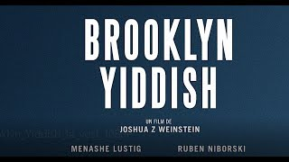 Brooklyn Yiddish Bande-annonce (2) VF