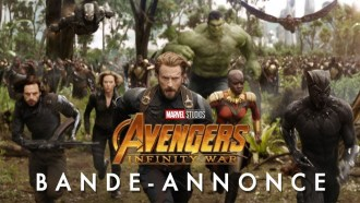 Avengers : Infinity War Bande-annonce (3) VF