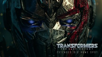 Transformers : The Last Knight Teaser (5) VO