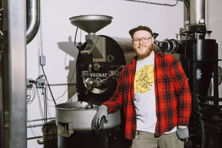 Bassline Coffee was founded by the people behind Oakland-based audio company Waveworks, which saw a drop in business during the pandemic. The company roasts at CoRo in Berkeley.
